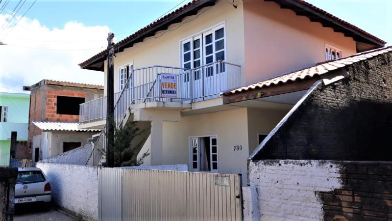 Casa Código 4206 a Venda no bairro Barra do Aririú na cidade de Palhoça Condominio