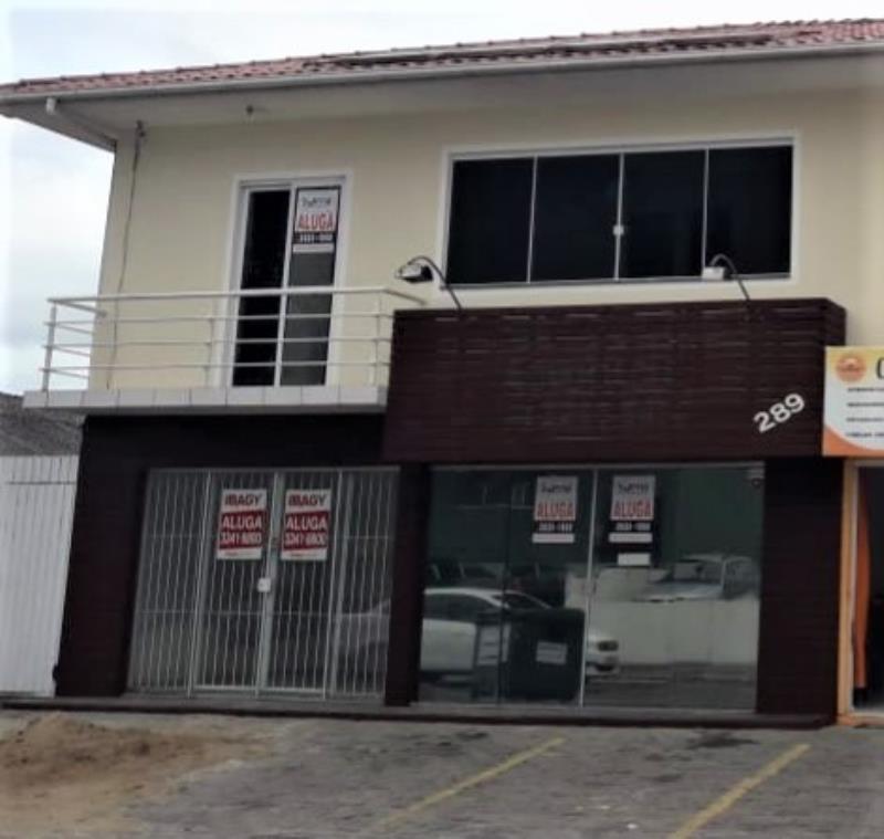 Loja Código 4218 para alugar no bairro Centro na cidade de Palhoça Condominio