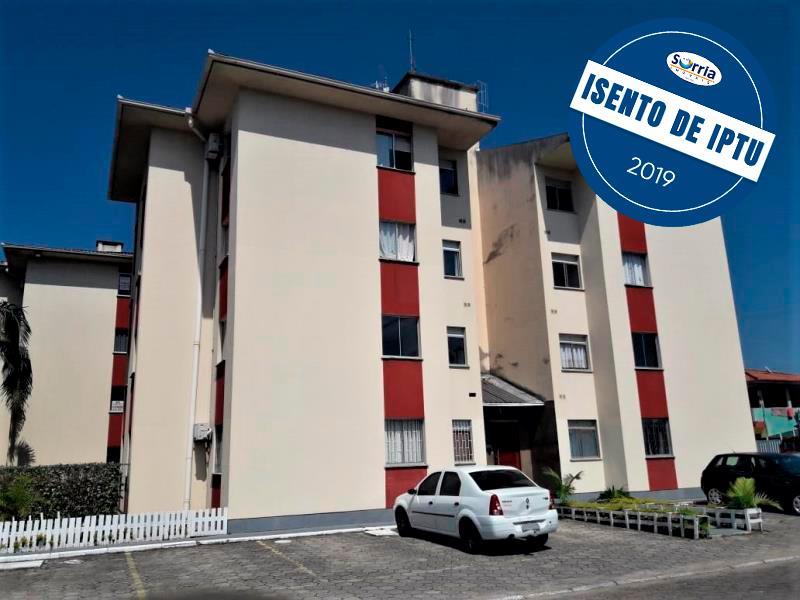 Apartamento Código 4223 para alugar no bairro Bela Vista na cidade de Palhoça Condominio residencial portal da serra