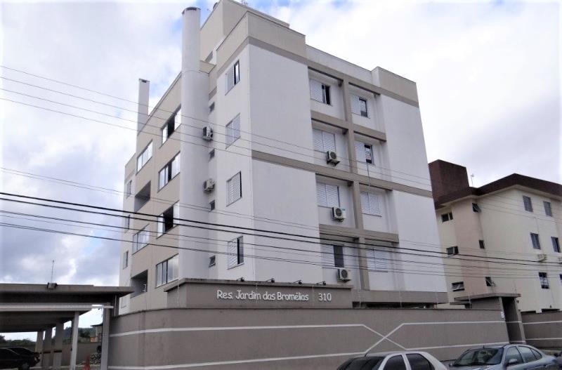 Apartamento Código 4224 para alugar no bairro Ponte do Imaruim na cidade de Palhoça Condominio residencial jardim das bromélias