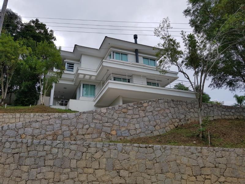 Casa Código 4230 a Venda no bairro São Francisco na cidade de Santo Amaro da Imperatriz Condominio