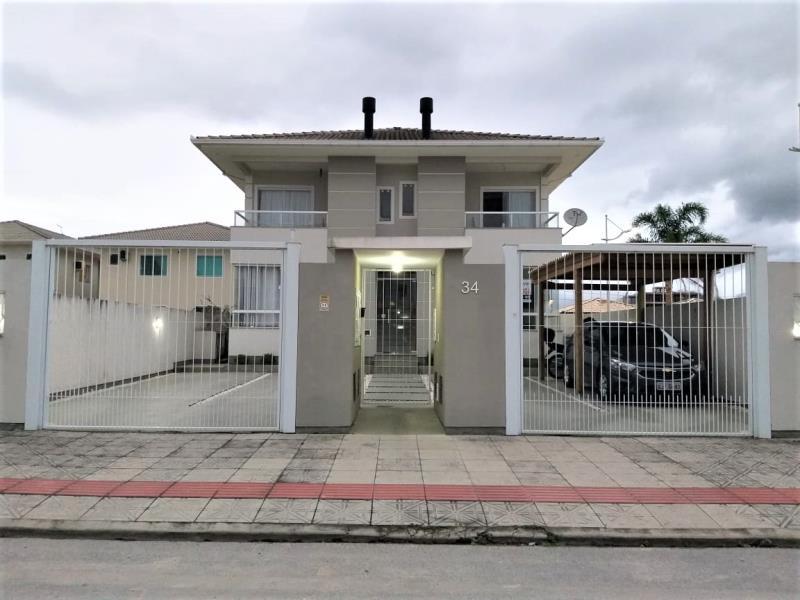 Apartamento Código 4244 para alugar no bairro Nova Palhoça na cidade de Palhoça Condominio malibu residence