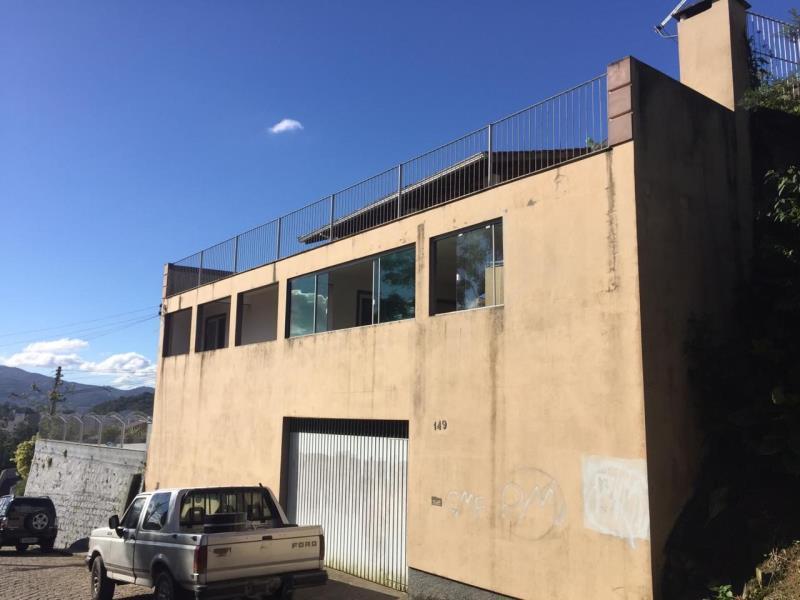 Casa Código 4270 a Venda no bairro Fabricio na cidade de Santo Amaro da Imperatriz Condominio