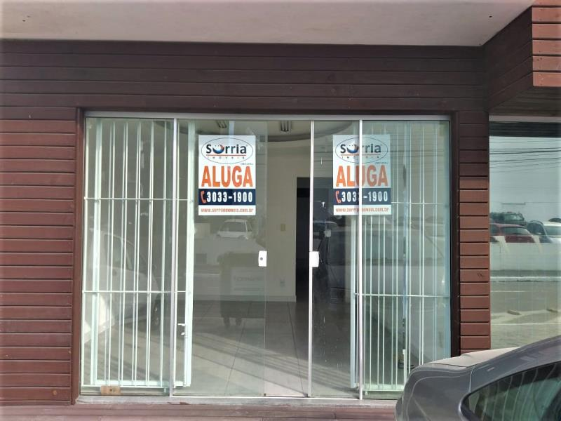 Sala Código 4284 para alugar no bairro Centro na cidade de Palhoça Condominio