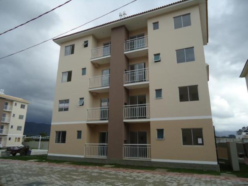 Apartamento Código 4285 para alugar no bairro Pagará na cidade de Santo Amaro da Imperatriz Condominio residencial palmas da imperatriz
