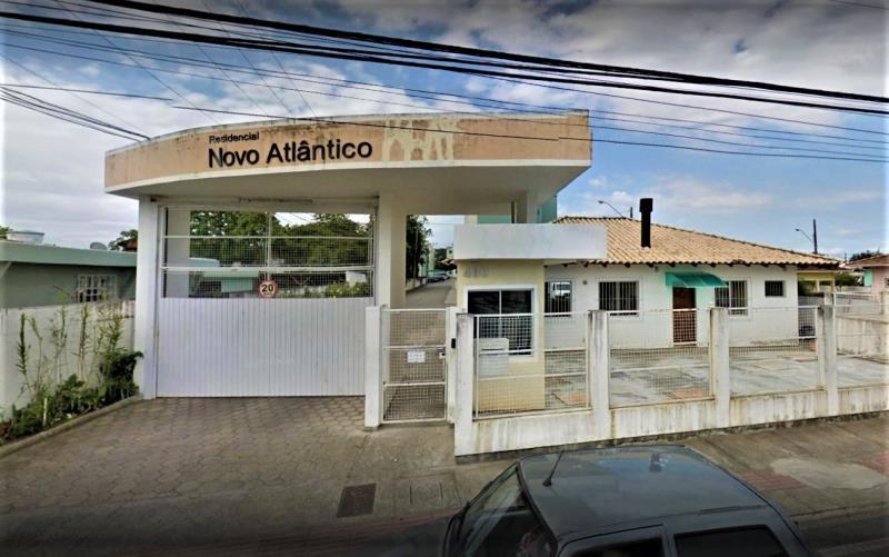 Apartamento Código 4291 para alugar no bairro Barra do Aririú na cidade de Palhoça Condominio residencial novo atlantico