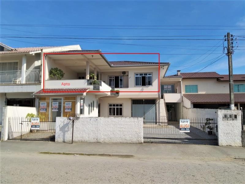 Apartamento Código 4339 para alugar no bairro Alto Aririu na cidade de Palhoça Condominio