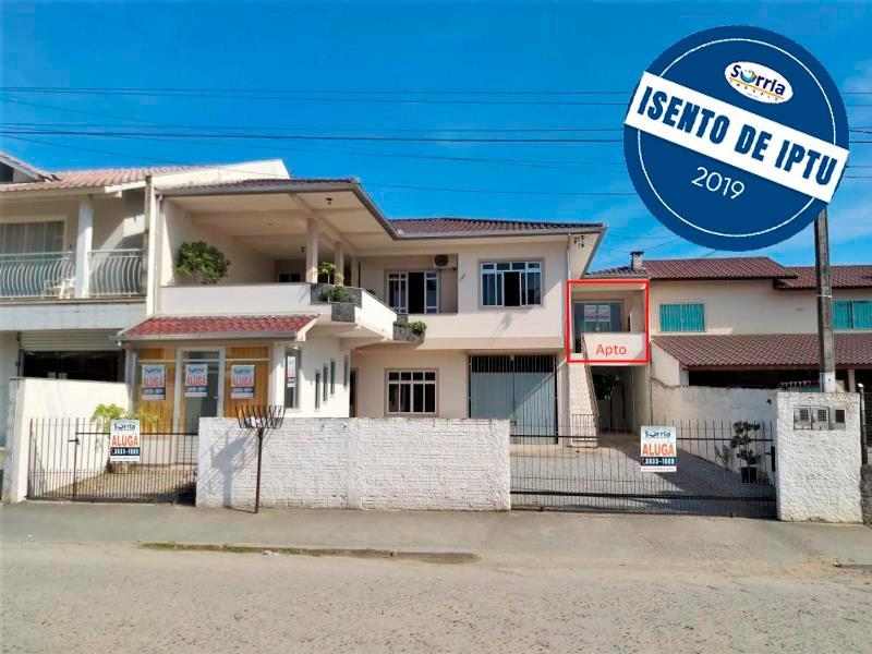 Apartamento Código 4347 para alugar no bairro Alto Aririu na cidade de Palhoça Condominio