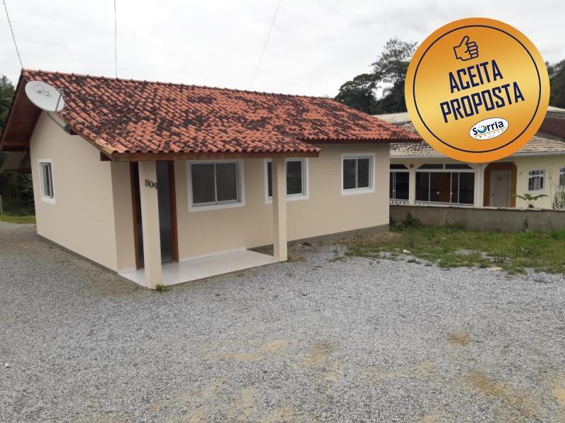 Casa Código 4370 a Venda  no bairro Centro na cidade de Santo Amaro da Imperatriz