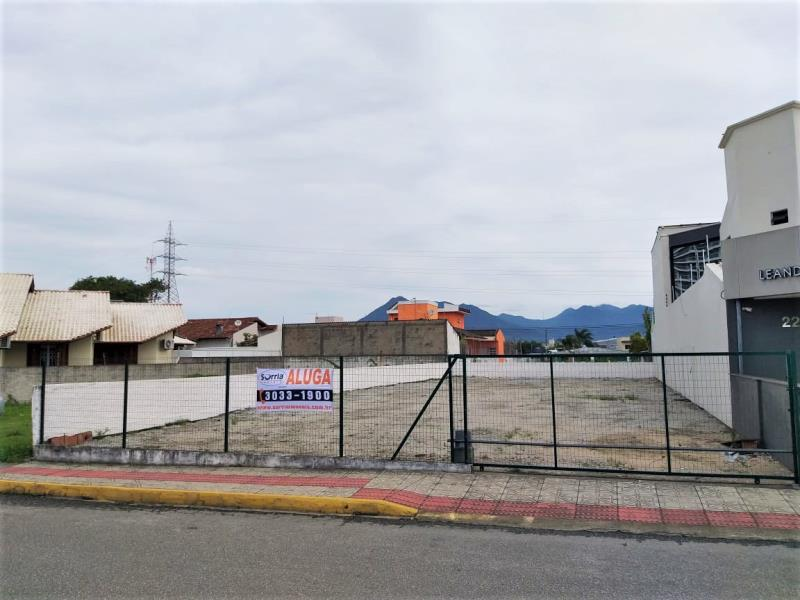 Terreno Código 4435 para Alugar  no bairro Pagani na cidade de Palhoça