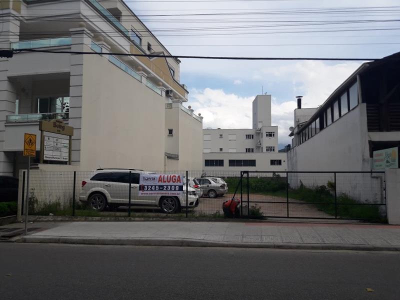 Terreno Código 4444 para alugar no bairro Centro na cidade de Santo Amaro da Imperatriz Condominio