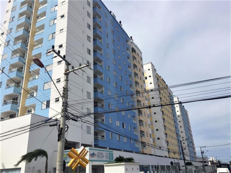 Apartamento Código 4436 para alugar no bairro Areias na cidade de São José Condominio residencial villa de areias