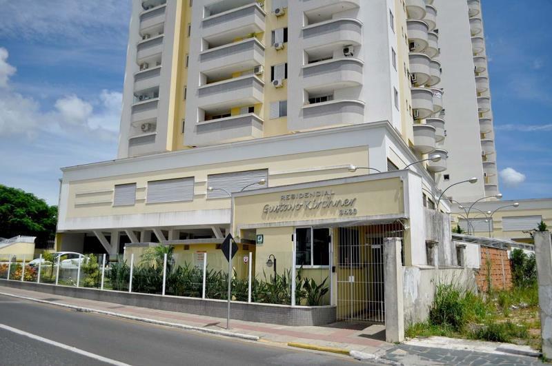 Apartamento Código 4334 para Alugar Condomínio Residencial Gustavo Kirchner no bairro Centro na cidade de Palhoça