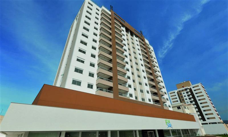 Apartamento Código 2214 para alugar no bairro Pagani na cidade de Palhoça Condominio residencial solar de gaia