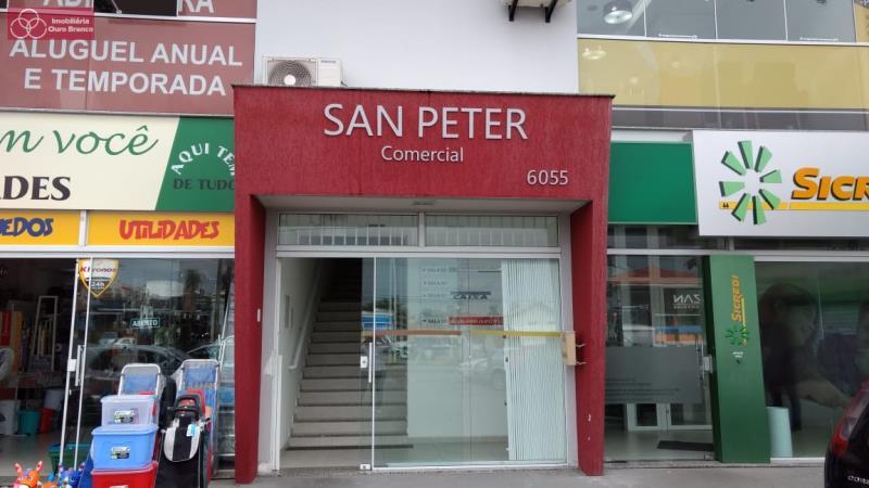 Sala-Codigo 2326-a-Venda-Centro Comercial San Peter-no-bairro-Ingleses do Rio Vermelho-na-cidade-de-Florianópolis