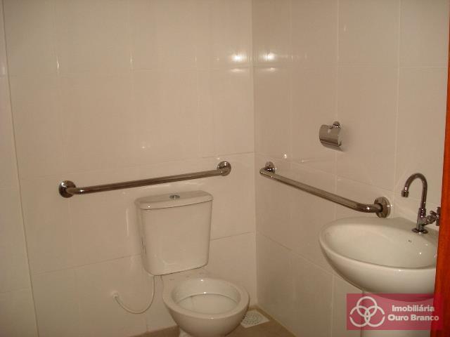 Banheiro de uso comum e especial