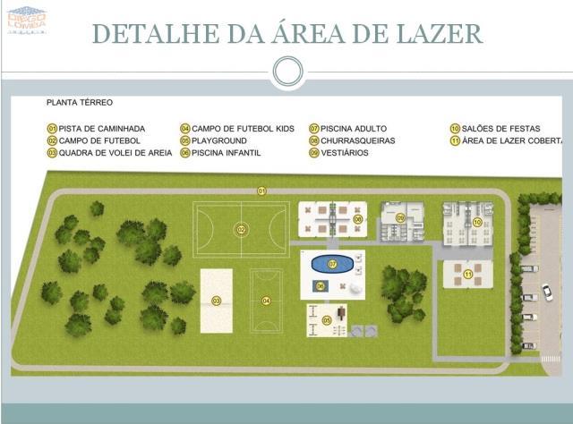 Area de lazer