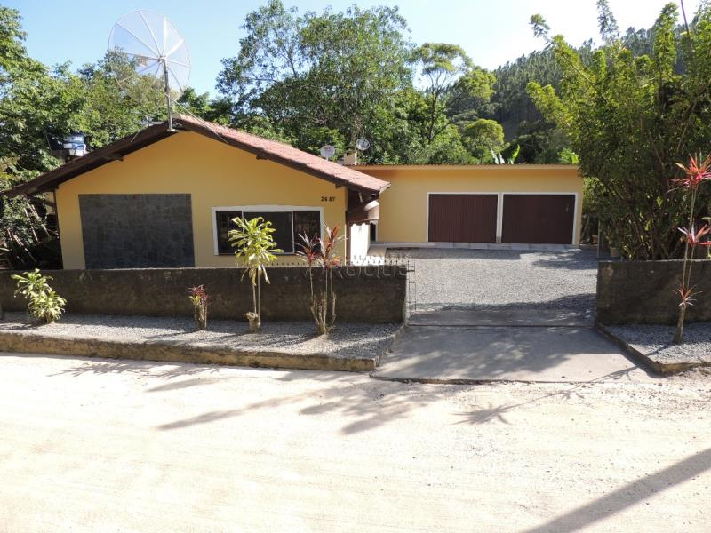 Casa - Código 1369 Imóvel a Venda no bairro Pagará na cidade de Santo Amaro da Imperatriz