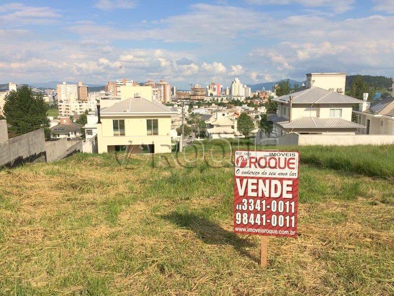 Terreno - Código 1403 Imóvel a Venda no bairro Cidade Universitária Pedra Branca na cidade de Palhoça