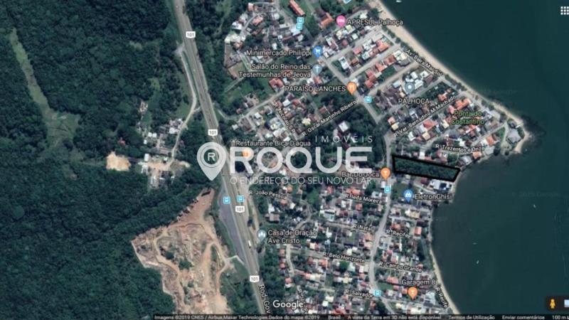 Terreno - Código 1512 Imóvel a Venda no bairro Praia de Fora na cidade de Palhoça