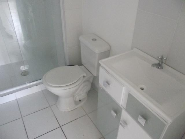 Banheiro Social equipado