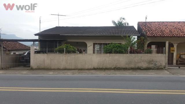 Casa - Código 542 a Venda no bairro Ponta de Baixo na cidade de São José - Condomínio
