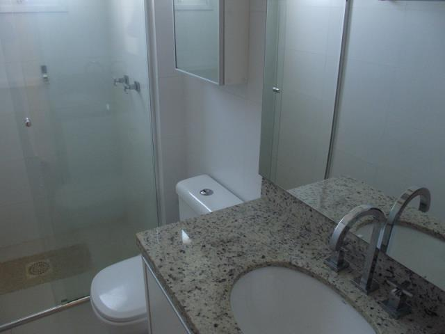 Banheiro da Suíte Montado e Equipado
