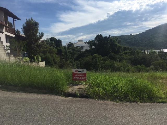 Terreno - Código 744 a Venda no bairro Cidade Universitária Pedra Branca na cidade de Palhoça - Condomínio