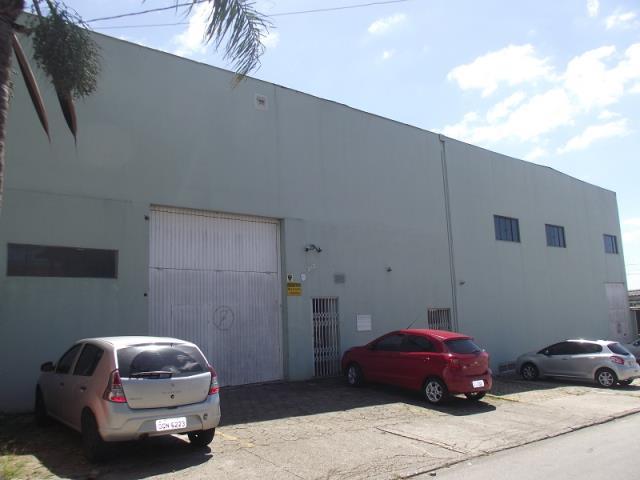 Galpão - Código 778 a Locação no bairro Serraria na cidade de São José - Condomínio