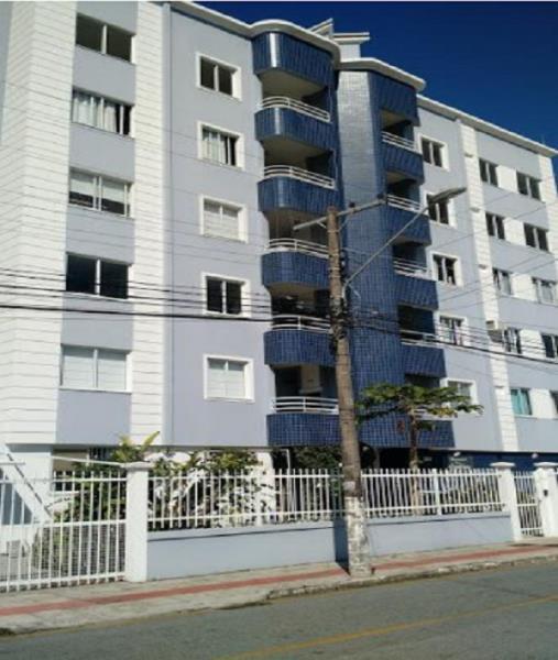 Apartamento - Código 835 a Venda no bairro Jardim Cidade de Florianópolis na cidade de São José - Condomínio Residencial das Azaléias
