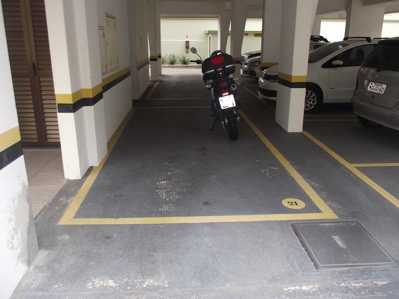 Garagem Livre e Coberta