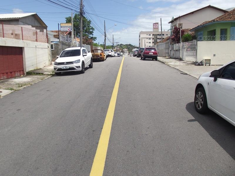Rua Thiago da Fonseca