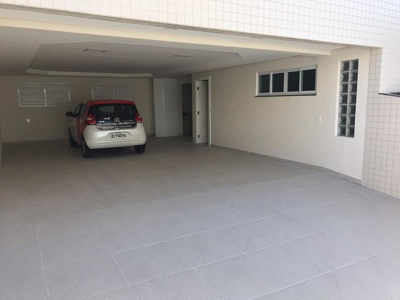 Garagem para 6 Carros