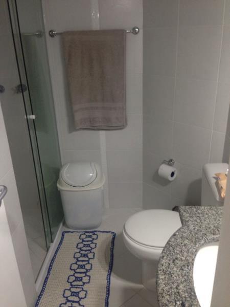 Banheiro Suíte equipado