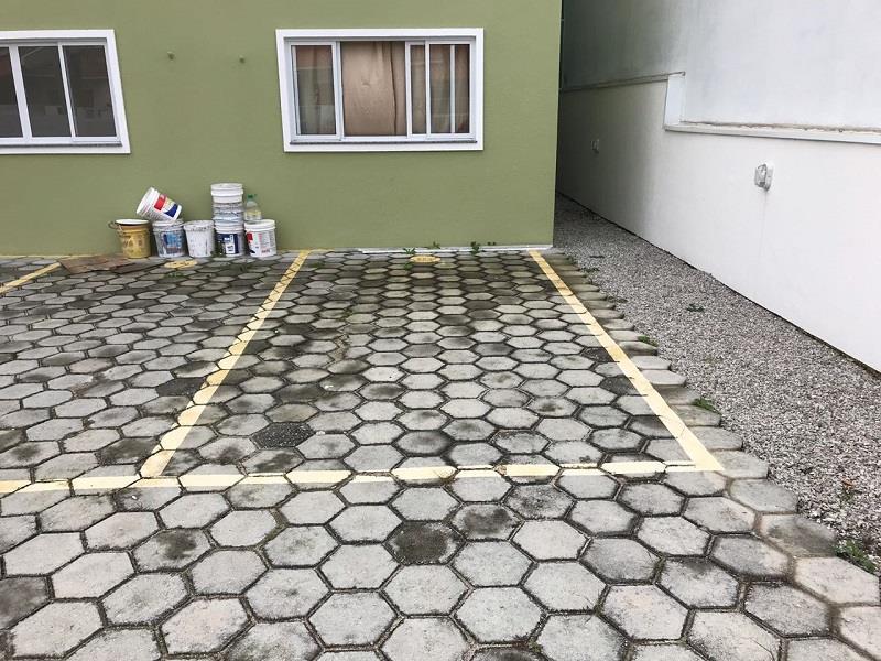 Garagem privativa