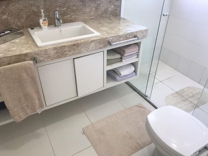 Banheiro Suíte equipada