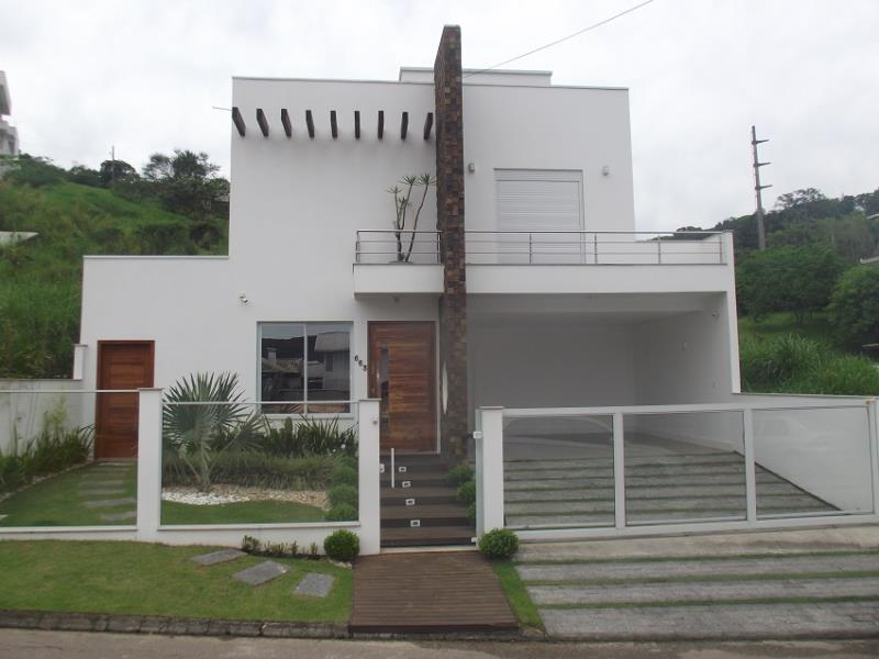 Casa - Código 1071 a Venda no bairro Cidade Universitária Pedra Branca na cidade de Palhoça - Condomínio