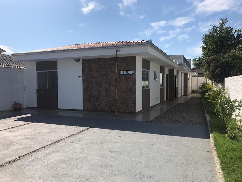 Casa Geminada - Código 1106 a Venda no bairro Ipiranga na cidade de São José - Condomínio
