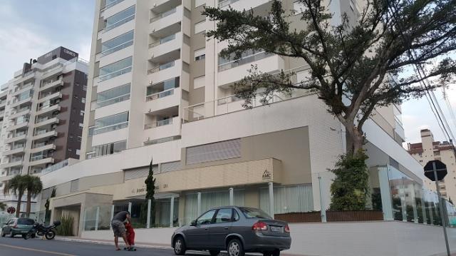 Apartamento - Código 1096 a Venda no bairro Nossa Senhora do Rosário na cidade de São José - Condomínio Residencial Jasmim dos Açores