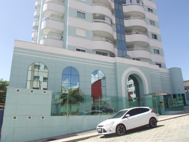 Apartamento - Código 709 a Locação no bairro Nossa Senhora do Rosário na cidade de São José - Condomínio Residencial Livia Beatriz