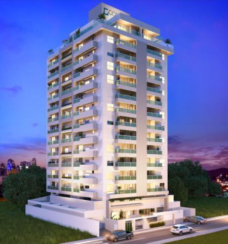 Apartamento - Código 813 a Venda no bairro Barreiros na cidade de São José - Condomínio Residencial Ana Jovi