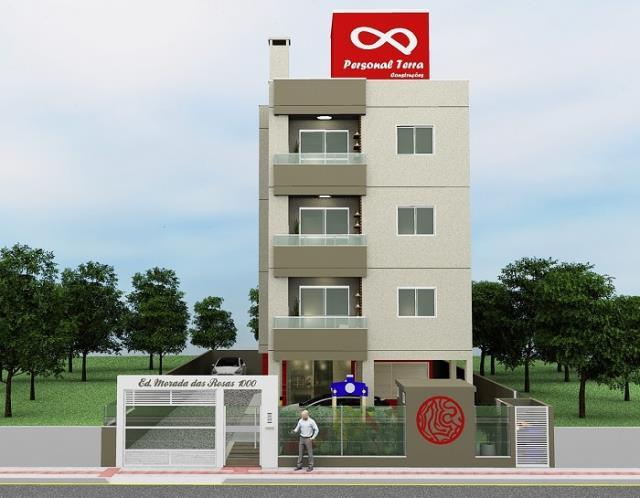 Apartamento - Código 769 a Venda no bairro Ipiranga na cidade de São José - Condomínio Morada das Rosas