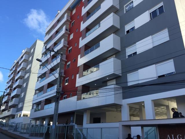Apartamento - Código 1119 a Venda no bairro Praia Comprida na cidade de São José - Condomínio Algarve Residence