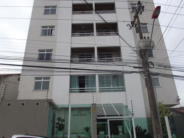 Apartamento - Código 812 a Venda no bairro Barreiros na cidade de São José - Condomínio Residencial Perolas de Mayorka