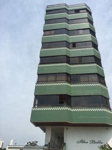 Apartamento - Código 822 a Venda no bairro Balneário na cidade de Florianópolis - Condomínio Residencial Ilha Bela