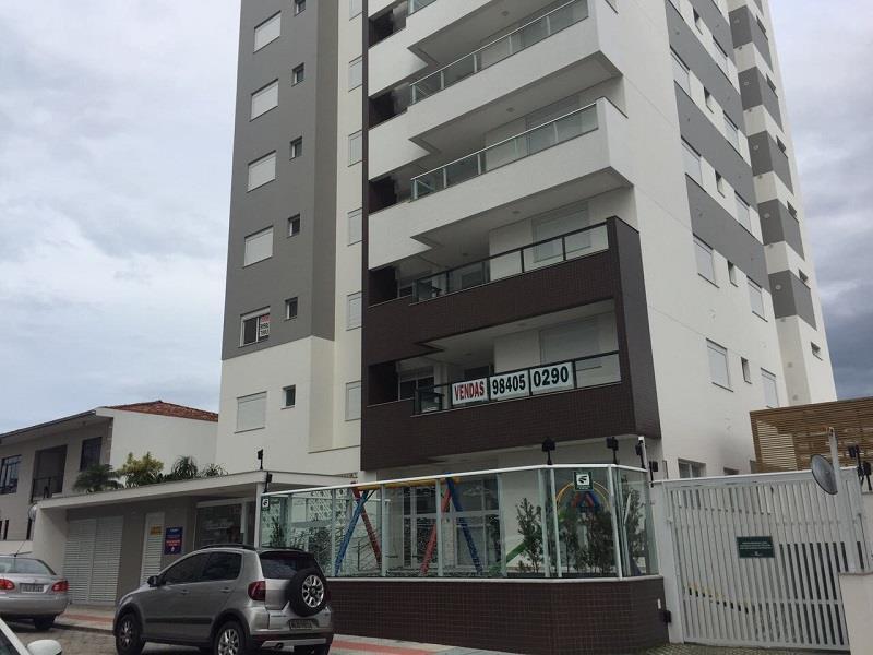 Apartamento - Código 843 a Venda no bairro Jardim Cidade de Florianópolis na cidade de São José - Condomínio Residencial Ilha das Flores