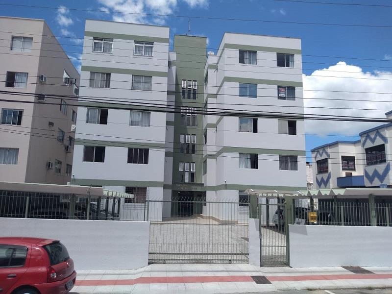 Apartamento - Código 866 a Venda no bairro Jardim Cidade de Florianópolis na cidade de São José - Condomínio Edifício Del Rey