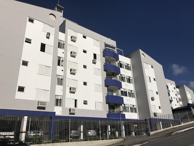 Apartamento - Código 893 a Venda no bairro Abraão na cidade de Florianópolis - Condomínio Condomínio Residencial Marazul