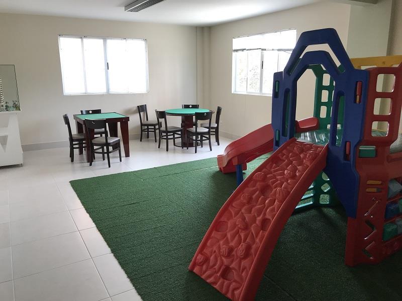 Sala de Jogos e Brinquedoteca