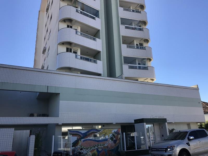 Apartamento - Código 931 a Venda no bairro Estreito na cidade de Florianópolis - Condomínio Residencial Atlantis